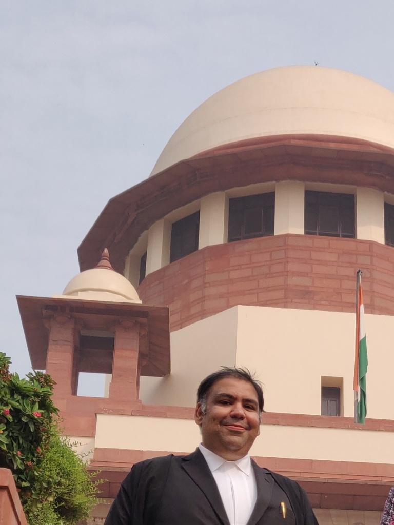 Mrinal Madhav Advocate